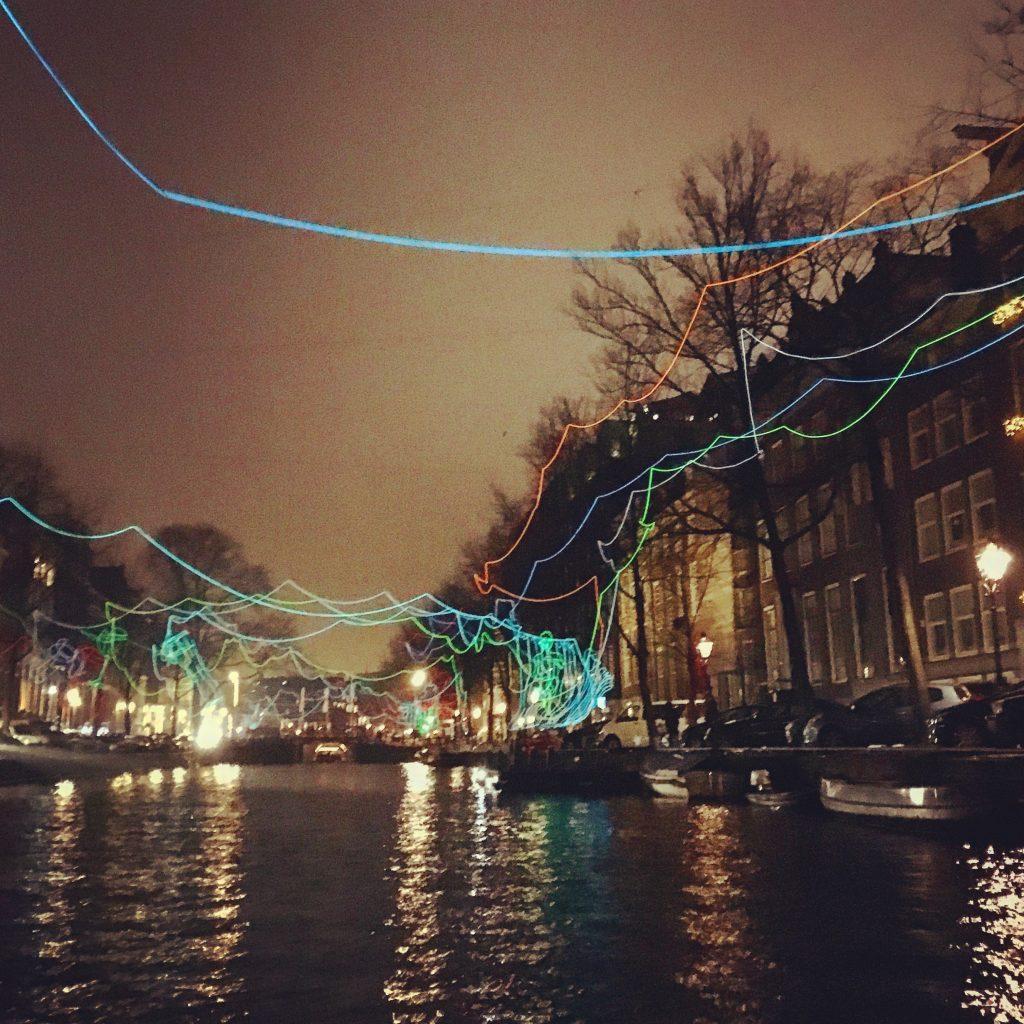 Amsterdam Light Festival (2015)