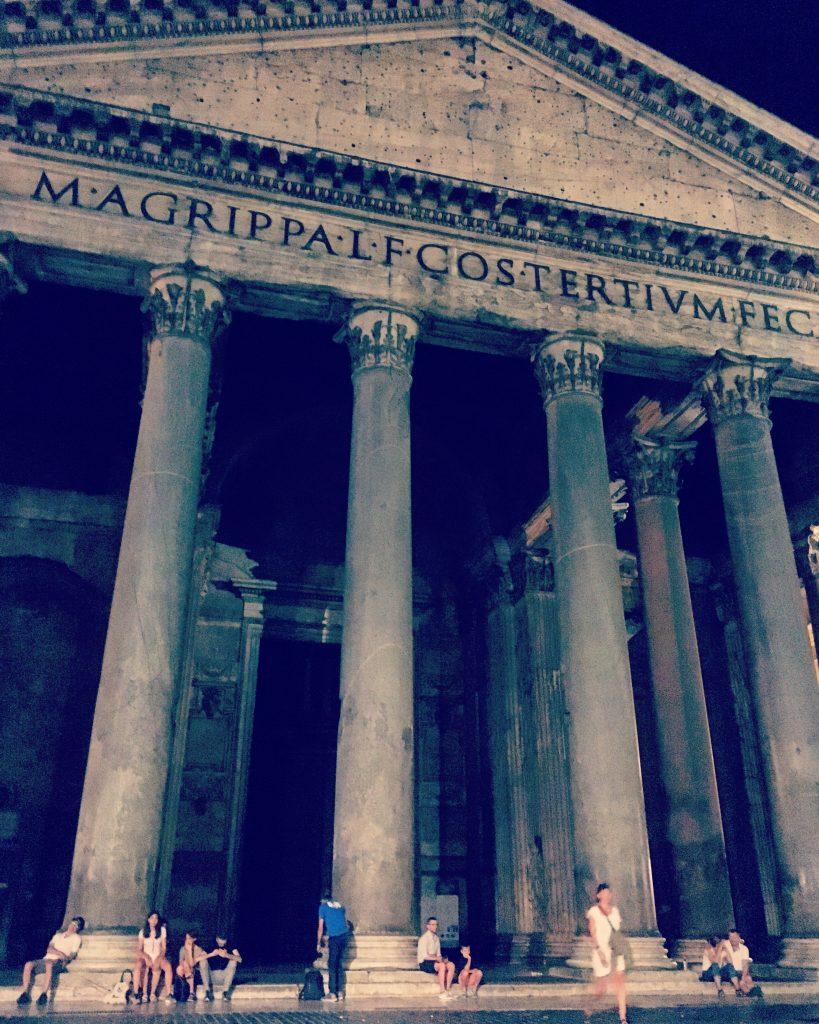 Pantheon, Rom (2017)